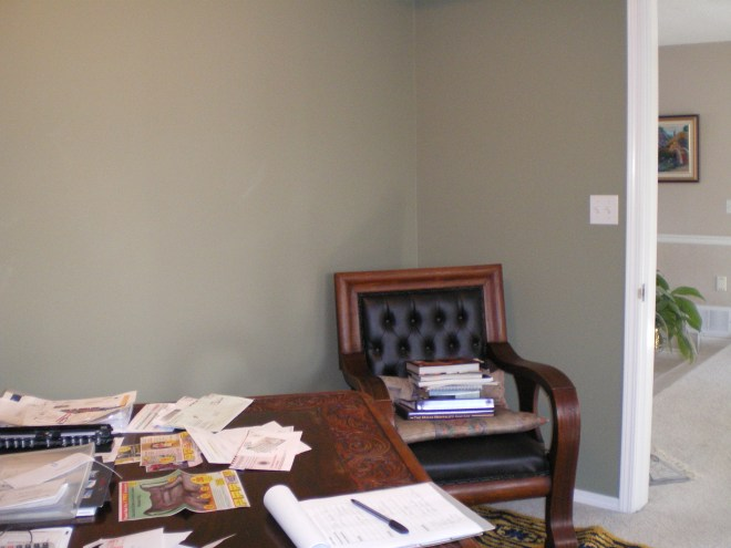 Home Office / Before #3