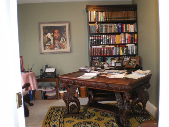 Home Office / Before #1