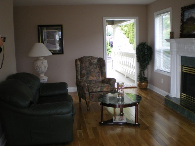 BEFORE - Sitting Room
