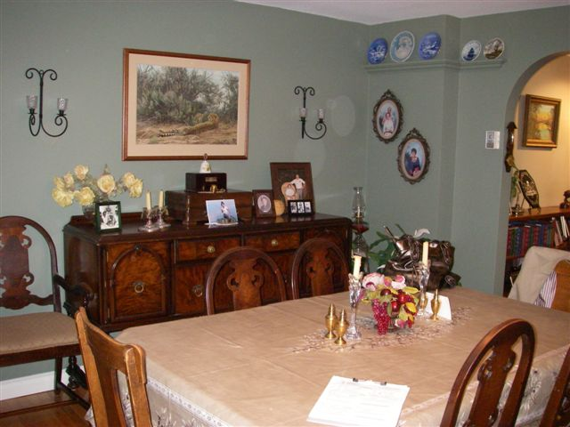 BEFORE - Dining Room 2