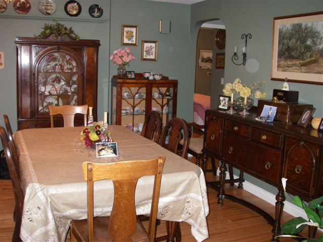 BEFORE - Dining Room 1