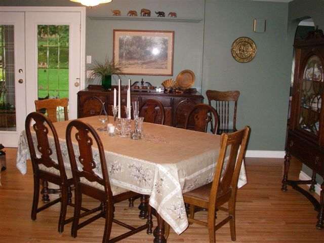 AFTER - Dining Room 1