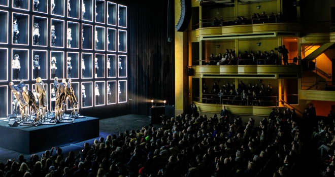Moncler Grenoble 2014-15 winter symphony