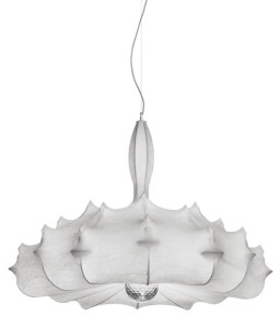 Cocoon light fixture marcel wanders dutch